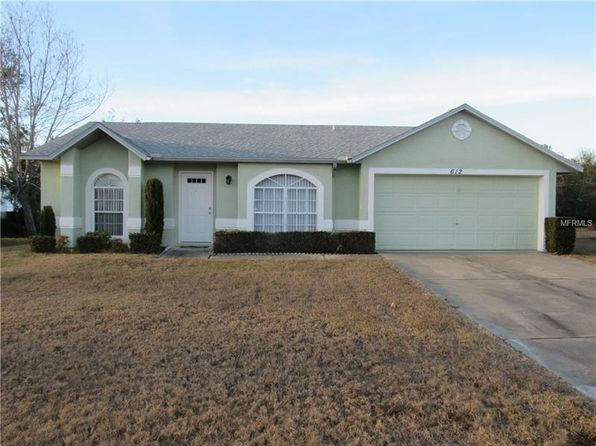 3 bed 2 bath Single Family at 612 Gallaway Ter Deltona, FL, 32725 is for sale at 152k - 1 of 25