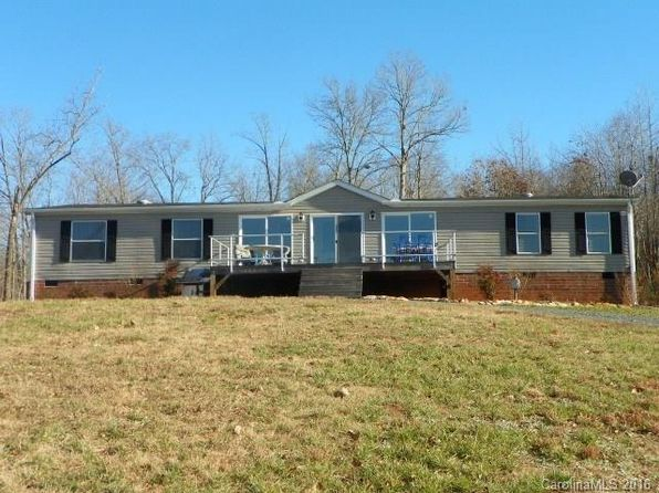 4 bed 2 bath Single Family at 283 Cherokee Ln New London, NC, 28127 is for sale at 129k - 1 of 14