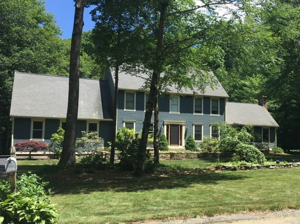 4 bed 3 bath Single Family at 55 Taylor Rd Colchester, CT, 06415 is for sale at 409k - 1 of 29