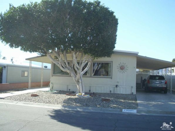 2 bed 2 bath Mobile / Manufactured at 73361 Puebla Dr Thousand Plms, CA, 92276 is for sale at 110k - 1 of 14