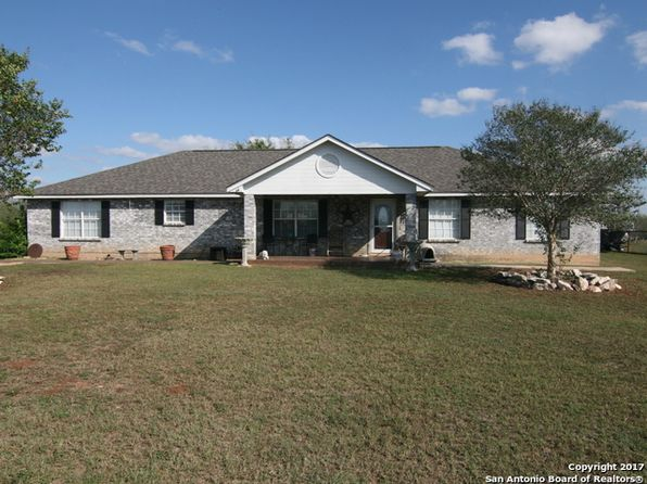 5 bed 2 bath Single Family at 4285 FM 1343 Devine, TX, 78016 is for sale at 395k - 1 of 23
