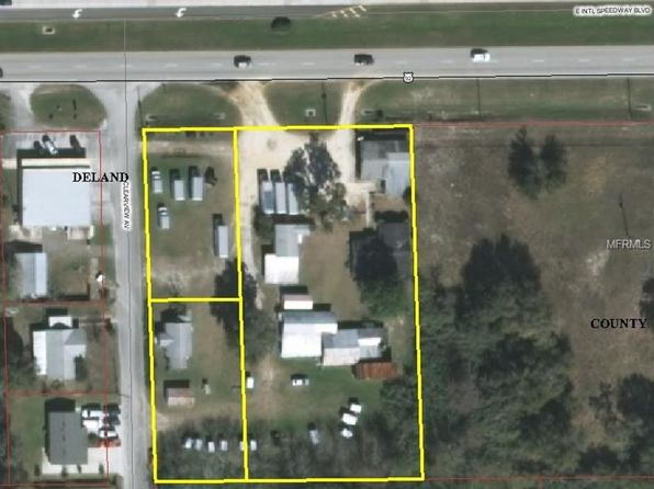 null bed null bath Vacant Land at 576 E Inter Speed Blvd Deland, FL, 32724 is for sale at 540k - 1 of 2