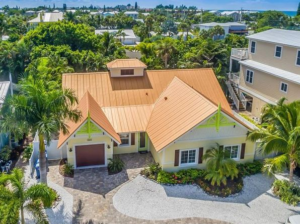 4 bed 4 bath Single Family at 205 69th St Holmes Beach, FL, 34217 is for sale at 1.37m - 1 of 24