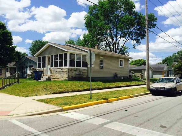 2 bed 1 bath Single Family at 901 Hendricks St Mishawaka, IN, 46544 is for sale at 45k - 1 of 8