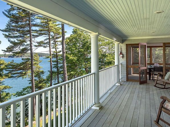 4 bed 5.5 bath Single Family at 165 Steves Rd Boothbay, ME, 04537 is for sale at 1.60m - 1 of 14
