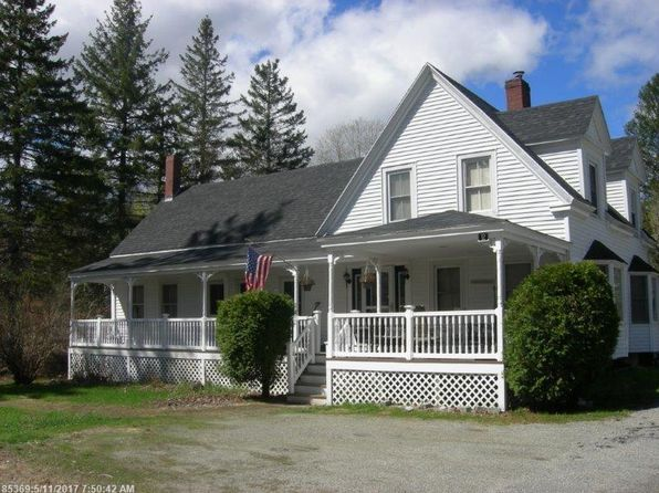 3 bed 1 bath Single Family at 12 Central St Ellsworth, ME, 04605 is for sale at 159k - 1 of 17