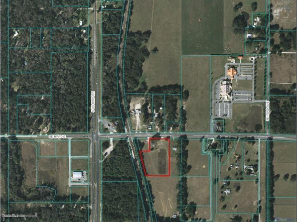 null bed null bath Vacant Land at 6910 SE HIGHWAY 42 SUMMERFIELD, FL, 34491 is for sale at 1.20m - 1 of 2