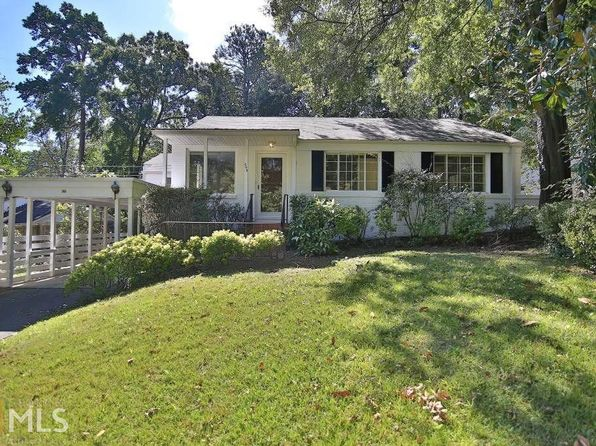 3 bed 2 bath Single Family at 698 Forrest Trl NW Atlanta, GA, 30318 is for sale at 439k - google static map
