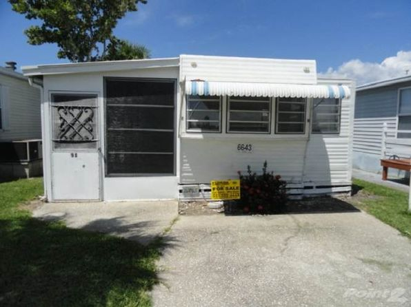 1 bed 1 bath Mobile / Manufactured at 6643 Retirement Dr Port Richey, FL, 34668 is for sale at 13k - 1 of 19