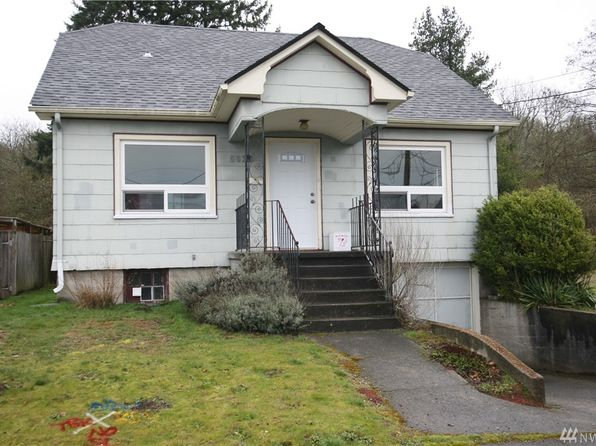 4 bed 2 bath Single Family at 5629 S FIFE ST TACOMA, WA, 98409 is for sale at 250k - 1 of 14