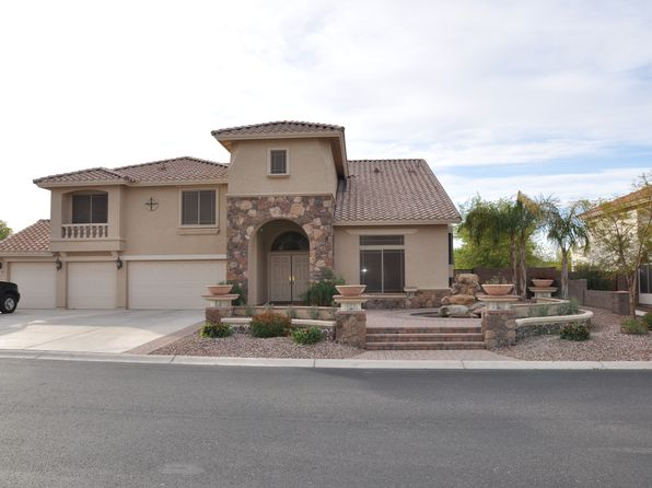 5 bed 4 bath Single Family at 9701 W Running Deer Trl Peoria, AZ, 85383 is for sale at 600k - google static map