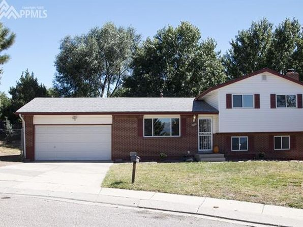 4 bed 3 bath Single Family at 5419 Escondido Ct Colorado Springs, CO, 80918 is for sale at 260k - 1 of 35