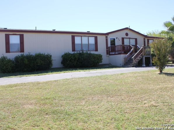 3 bed 2 bath Mobile / Manufactured at 315 County Road 3823 San Antonio, TX, 78253 is for sale at 122k - 1 of 12