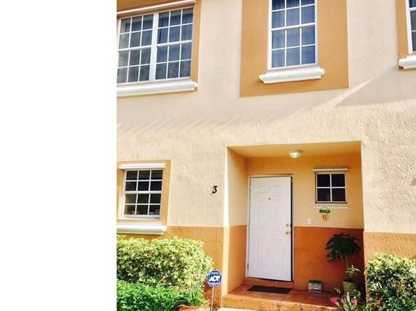 3 bed 2.5 bath Townhouse at  Unit: 3 Hollywood, FL, 33020 is for sale at 169k - 1 of 13