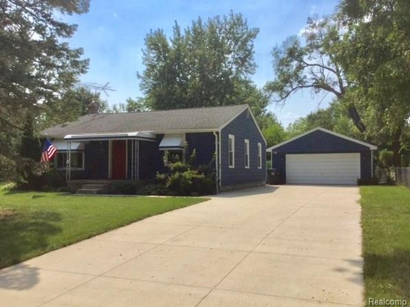 3 bed 1 bath Single Family at 2878 York Rd Rochester Hills, MI, 48309 is for sale at 175k - 1 of 17
