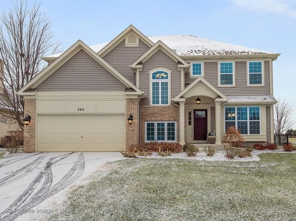 5 bed 4 bath Single Family at 540 N Sycamore Ln North Aurora, IL, 60542 is for sale at 440k - 1 of 21