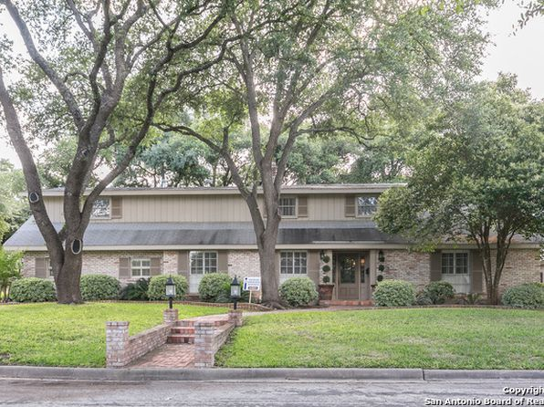 4 bed 4 bath Single Family at 7503 Bridgewater Dr San Antonio, TX, 78209 is for sale at 490k - 1 of 25