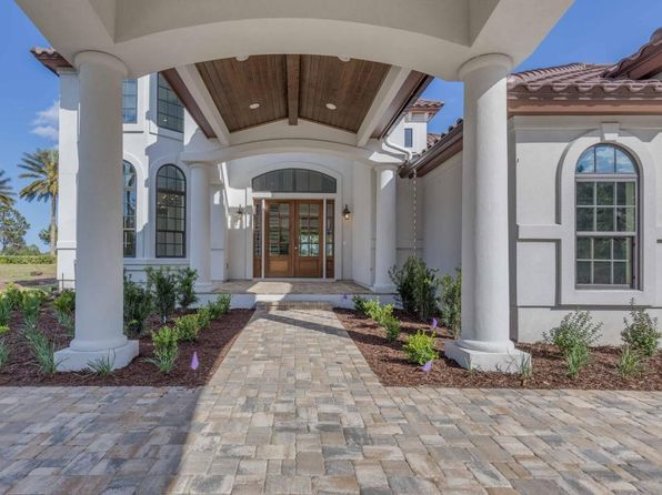 5 bed 5 bath Single Family at 668 PROMENADE POINTE DR ST AUGUSTINE, FL, 32095 is for sale at 1.10m - 1 of 28