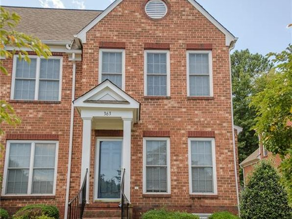 4 bed 3 bath Condo at 363 Emily Dickinson S Newport News, VA, 23606 is for sale at 315k - 1 of 32
