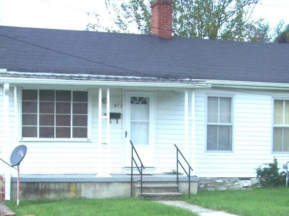 2 bed 1 bath Single Family at 472 N Main St Harrodsburg, KY, 40330 is for sale at 38k - google static map
