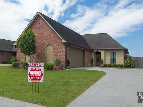3 bed 2 bath Single Family at 161 Lake Accardo Ave Thibodaux, LA, 70301 is for sale at 215k - 1 of 13
