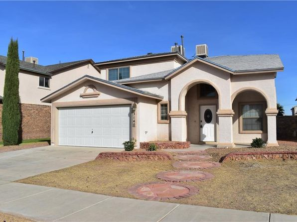 5 bed 3 bath Single Family at 3140 Tierra Nora El Paso, TX, 79938 is for sale at 173k - 1 of 23
