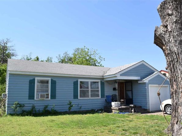 2 bed 1 bath Single Family at 1909 E Locust Ave Enid, OK, 73701 is for sale at 45k - 1 of 3