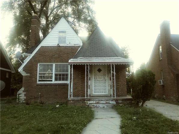 3 bed 2 bath Single Family at 16837 FREELAND ST DETROIT, MI, 48235 is for sale at 18k - google static map