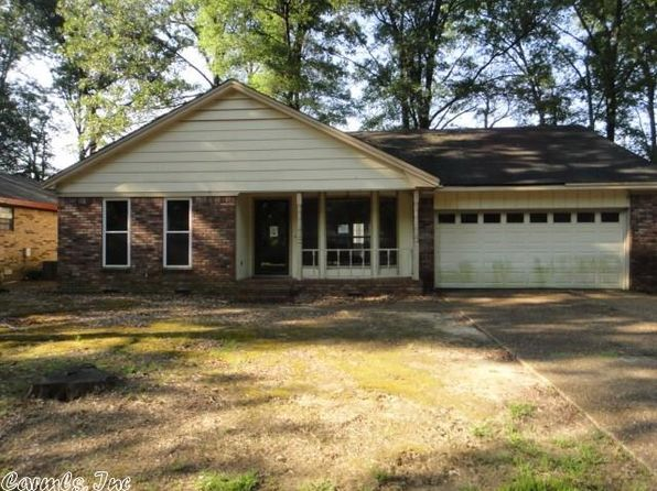 3 bed 2 bath Single Family at 33 Indian Trl Searcy, AR, 72143 is for sale at 58k - 1 of 14
