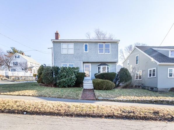 3 bed 2 bath Single Family at 37 PARKE AVE QUINCY, MA, 02171 is for sale at 600k - 1 of 28