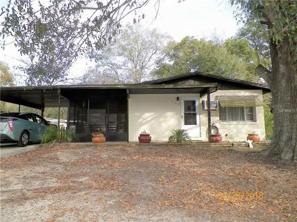 3 bed 1 bath Single Family at 102 Lillian St Clermont, FL, 34715 is for sale at 135k - 1 of 15