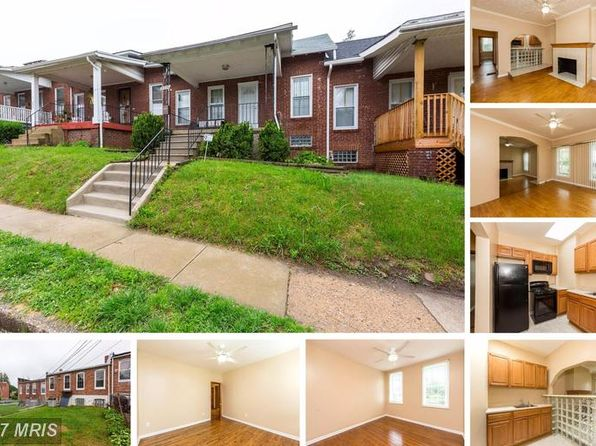2 bed 1 bath Townhouse at 2226 Poplar Grove St Baltimore, MD, 21216 is for sale at 65k - 1 of 22