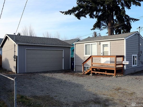 1 bed 1.25 bath Single Family at 4525 S G St Tacoma, WA, 98418 is for sale at 125k - 1 of 9