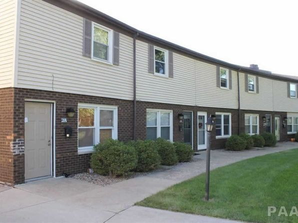 2 bed 1.5 bath Condo at 1936 Canterbury Dr Washington, IL, 61571 is for sale at 60k - 1 of 18