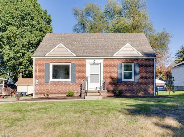 3 bed 1 bath Single Family at 101 Woolf Ave Akron, OH, 44312 is for sale at 95k - 1 of 26