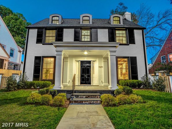 5 bed 5 bath Single Family at 7609 Morningside Dr NW Washington, DC, 20012 is for sale at 1.40m - 1 of 30