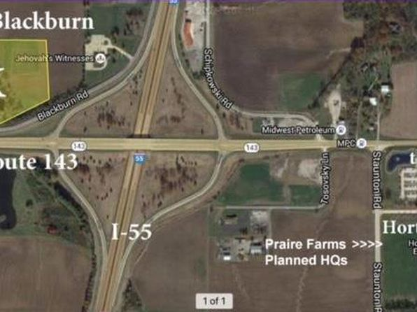 1 bed 1 bath Vacant Land at 3733 Blackburn Rd Edwardsville, IL, 62025 is for sale at 1.49m - google static map