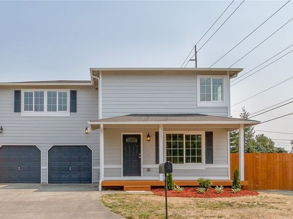 4 bed 3 bath Single Family at 9827 10th Ave E Tacoma, WA, 98445 is for sale at 320k - 1 of 25