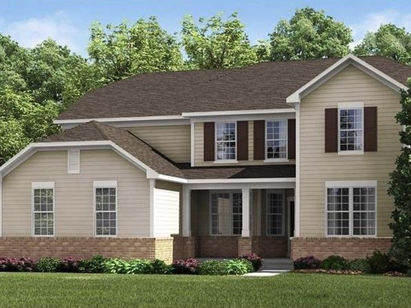 4 bed 3 bath Single Family at 0-TBB The Castleton Chesterfield, MO, 63005 is for sale at 625k - google static map
