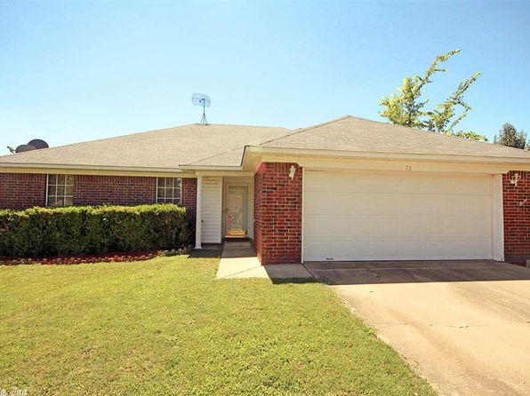 3 bed 2 bath Single Family at 73 Whispering Wind Cir Vilonia, AR, 72173 is for sale at 115k - 1 of 25