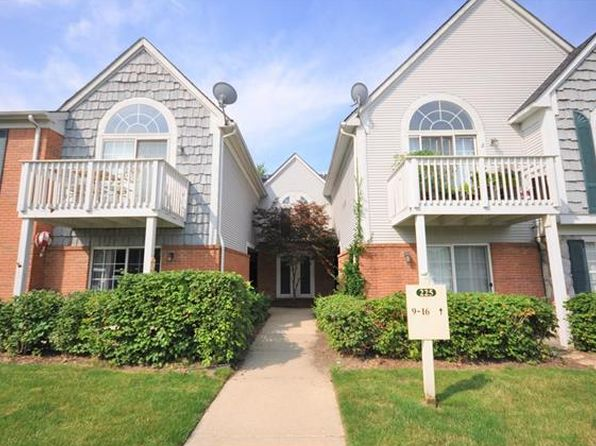 2 bed 2 bath Condo at 225 Brookwood Dr South Lyon, MI, 48178 is for sale at 135k - 1 of 30