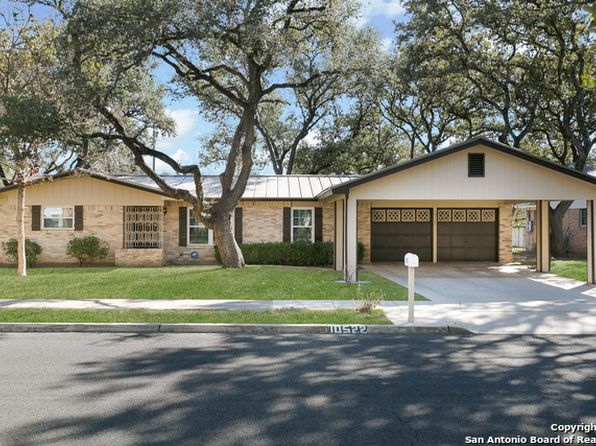4 bed 3 bath Single Family at 10522 Burr Oak Dr San Antonio, TX, 78230 is for sale at 280k - 1 of 25