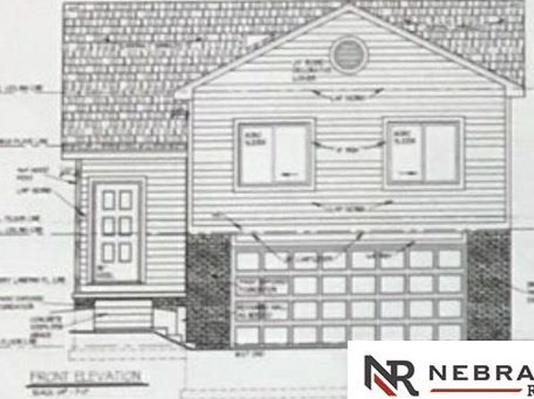 3 bed 2 bath Single Family at 3872 Wright St Omaha, NE, 68105 is for sale at 176k - google static map