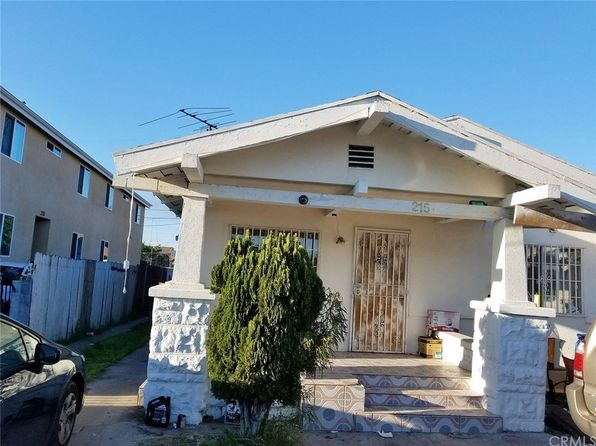 3 bed 1 bath Single Family at 215 E 74th St Los Angeles, CA, 90003 is for sale at 365k - google static map