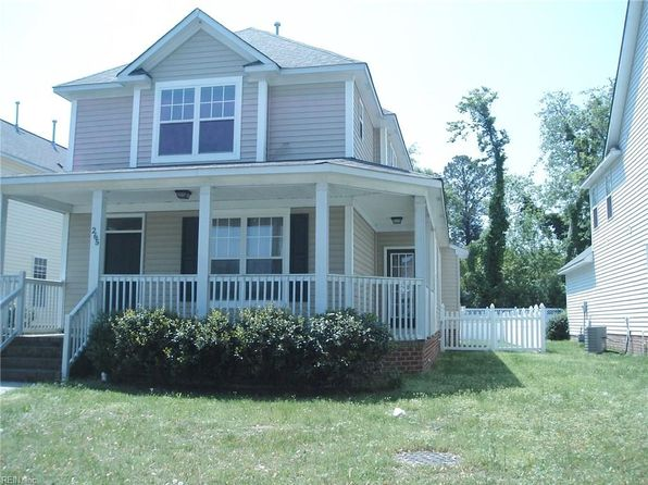 3 bed 3 bath Single Family at 265 W Gilbert St Hampton, VA, 23669 is for sale at 220k - 1 of 2