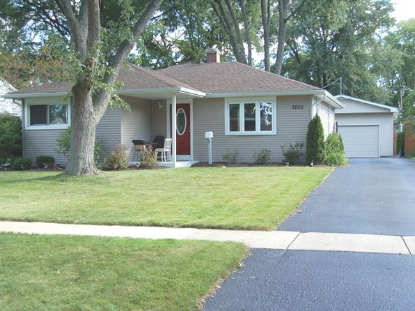3 bed 2 bath Single Family at 3205 Fremont St Rolling Meadows, IL, 60008 is for sale at 260k - 1 of 13