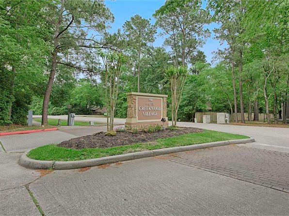 1 bed 1 bath Townhouse at 3500 Tangle Brush Dr The Woodlands, TX, 77381 is for sale at 94k - 1 of 17