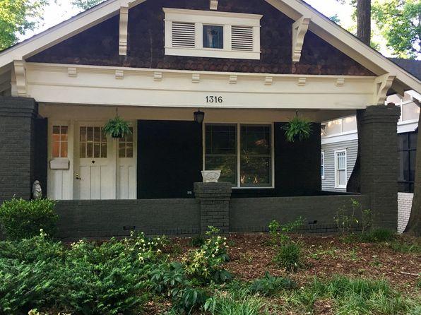 4 bed 4 bath Single Family at 1316 North Ave NE Atlanta, GA, 30307 is for sale at 755k - 1 of 18