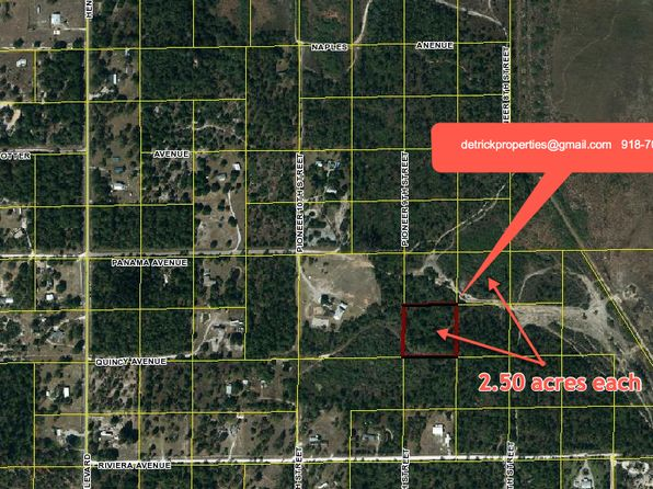 null bed null bath Vacant Land at  Pioneer Ave Clewiston, FL, 33440 is for sale at 11k - 1 of 3
