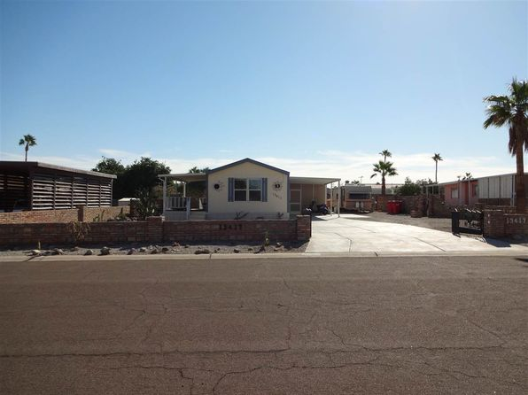 2 bed 2 bath Mobile / Manufactured at 13417 E 41st Dr Yuma, AZ, 85367 is for sale at 80k - 1 of 20